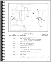 Allis Chalmers D17 Tractor partes Manual