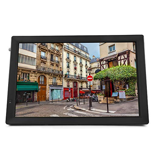 Digital TV, 14 Inch Digital Television ATSC Portable TV HD Video Player 110-220V US for Home Car