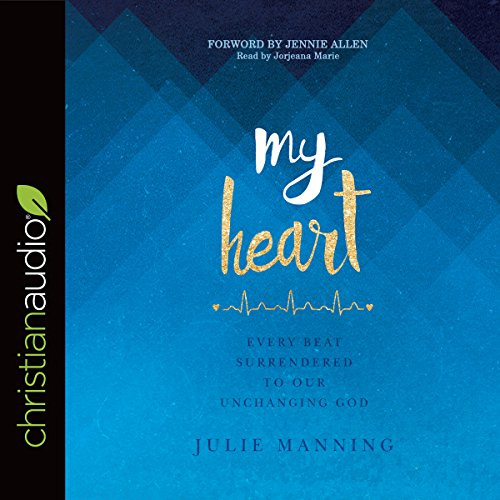 My Heart audiobook cover art