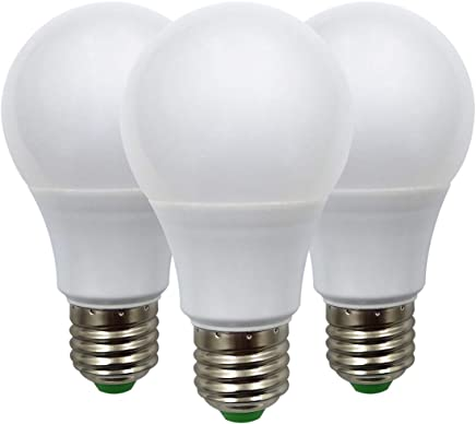 Cicongzai Tornillo Bombillas LED voltios de E26 12 Base de D92IWHE
