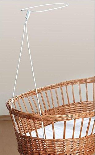 Soporte para cubierta de cuna (marco, soporte, varilla, poste, cesta, barra)
