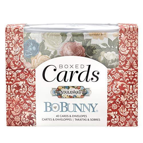 Bo Bunny 7310904 Boxed Cards -  American Crafts