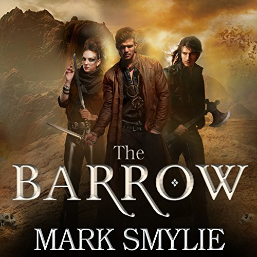 The Barrow audiobook cover art