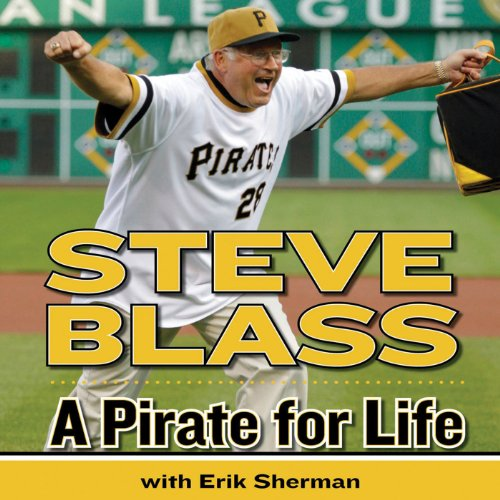 A Pirate for Life audiobook cover art