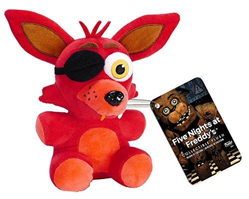 Funko Five Nights at Freddy's Foxy Plush, 6