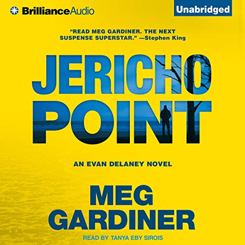 Jericho Point audiobook cover art
