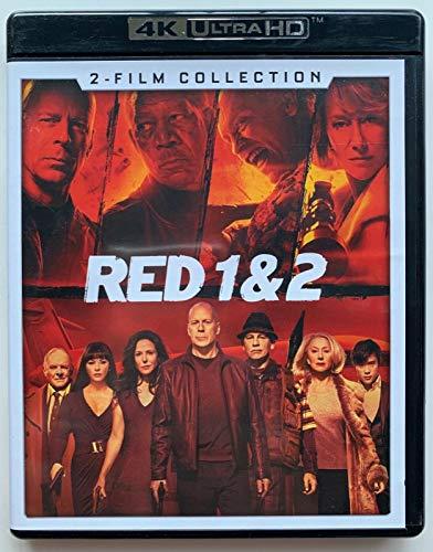 LIONSGATE Red 1 & 2 (4K/UHD)