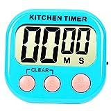 Temporizador digital de cocina con cronómetro