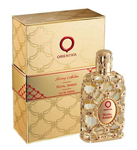 Orientica ROYAL AMBER 2.7 Oz Eau De Parfum spray UNISEX