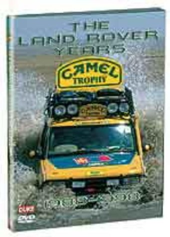 Camel Trophy: Land Rover Years - 1989 To 1998 [DVD]
