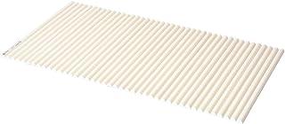 コーナン オリジナル LIFELEX(ライフレックス)シャッター式風呂フタ L-14 ラウンド型 幅75×長さ140cm