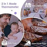 Immagine 2 idoit termometro professionale febbre infrarossi