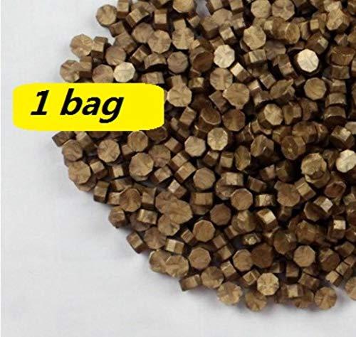 LEIXNDPLBO Tablet pil kralen korrel/graan/strip sticks voor stempelen Lakzegel oude zegellak 95~100 stks, ikeen zak