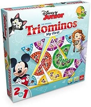 Juego Triominos Disney