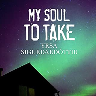 My Soul to Take     Thora Gudmundsdottir Series, Book 2              Written by:                                                                                                                                 Yrsa Sigurdardottir                               Narrated by:                                                                                                                                 Elizabeth Wiley                      Length: 12 hrs and 44 mins     Not rated yet     Overall 0.0