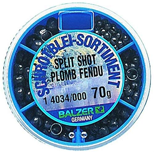 Schrotblei- Sortiment 70gr