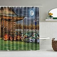 シャワーカーテンバタフライカラフルな春の防水バスカーテンフックに含まれるdBathroom装飾的なアイデアポリエステル生地アクセサリー