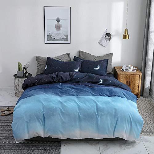 ANSDJNSK Home Textile Cotton Bedding Duvet Cover Set Flat BedSheet Pillowcase Bedclothes Bed Linen Queen King Size 3 Or 4Pcs