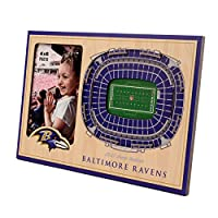 NFL Baltimore Ravens 3D StadiumViews Picture Frame