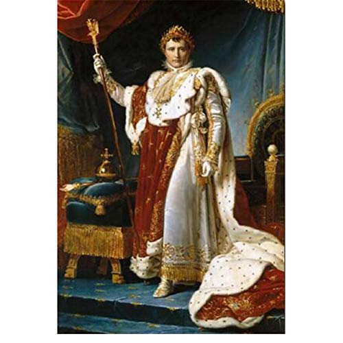 empty Artemisia Gentileschi Napoleon Wall Art Posters and Prints Cuadros for Living Room Decoration 60X90cm No Frame