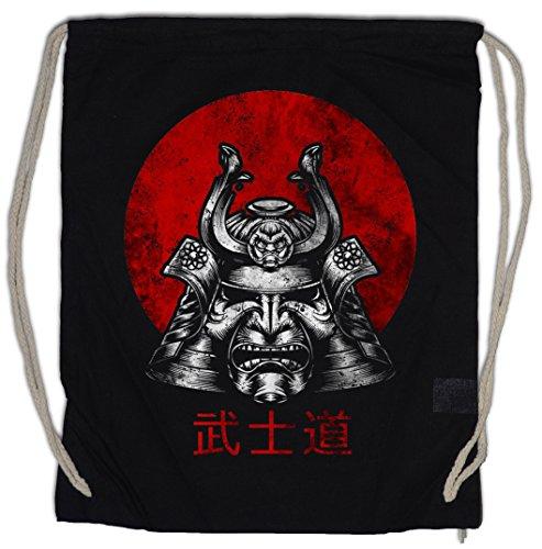 Urban Backwoods Bushido Samurai I Turnbeutel Sporttasche