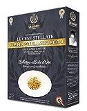 Box Le Cene Stellate - Spaghetti Bottarga e Bolle D'Oro - 4 Porzioni