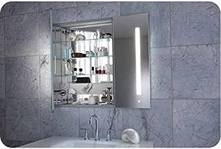 Robern AC3630D4P2L AiO Lighted Medicine Cabinet