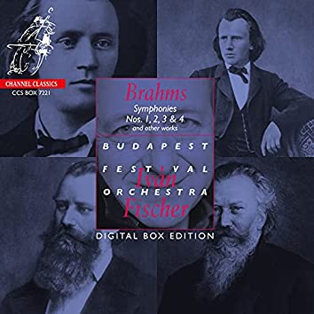 Brahms: Symphonies Nos. 1, 2, 3 & 4 and Other Works (Digital Box Edition)