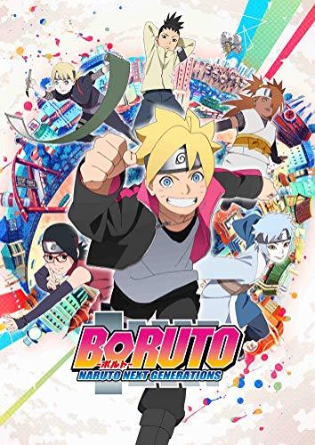 BORUTO-ボルト- NARUTO NEXT GENERATIONS DVD-BOX 9(完全生産限定版)