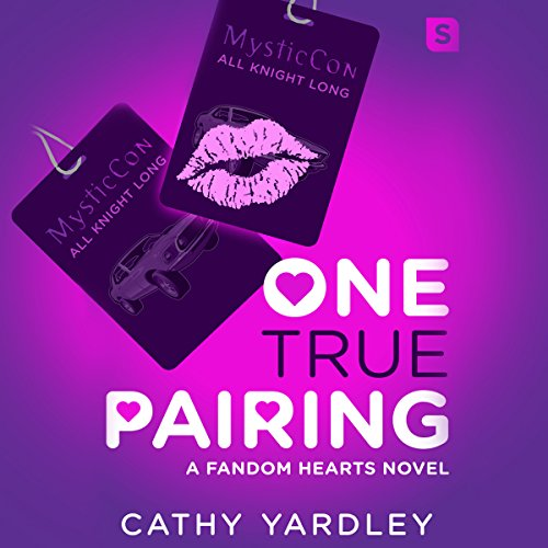 One True Pairing audiobook cover art