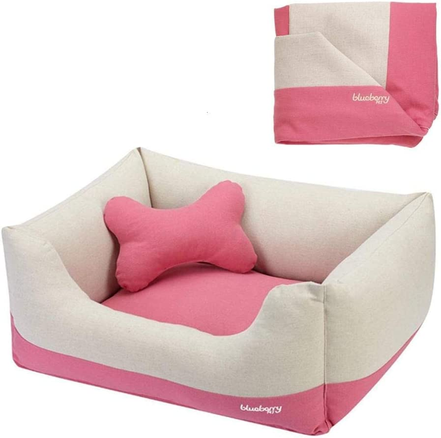 Max 67% OFF Blueberry Pet Heavy Duty Bed Washa Dealing full price reduction Cover or Removable