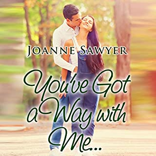 You've Got a Way With Me audiobook cover art