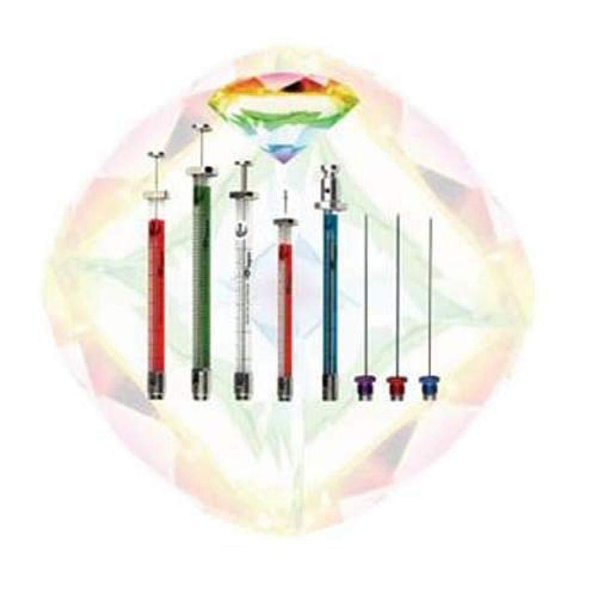 Trajan Manufacturer regenerated product Scientific 004750 Diamond MS Philadelphia Mall 50 Manual Syringe µL