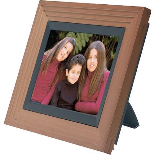 digital memory frames Digital Spectrum 8x10 Memory Frame with Wireless Adapter