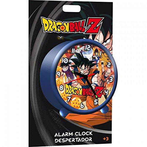 Kids Euroswan - Dragon Ball DB16274 plastique Horloge 9 cm. bleu