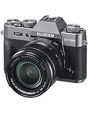 Fujifilm X-T30 Lm Ois Objectief, Antraciet, Met Xf18-55 Mmf2.8-4 R