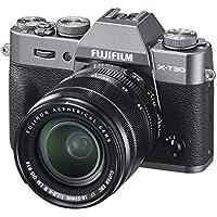 Fujifilm X-T30, Kit cámara con Objetivo Intercambiable XF18-55/2.8-4, Color Antracita