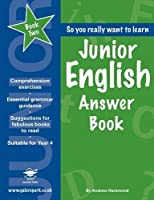 Junior Englishanswer Book Book 2