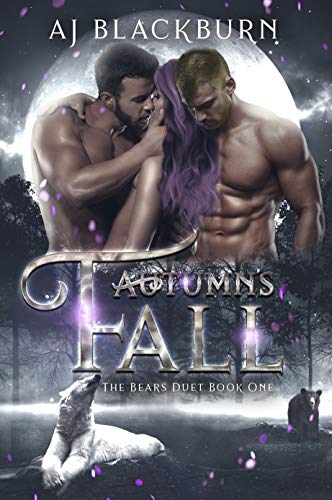 Autumn's Fall: A bear shifter ménage MMF romance story (English Edition)
