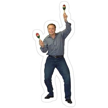 MrMint Elon Musk Dancing Stickers (3 Pcs/Pack)