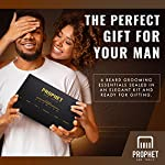 Beard Kit for Men Grooming And Care | 6 Pieces | Personal Barber in Your Bathroom | Organic Ingredients to Grow Thicker… 8