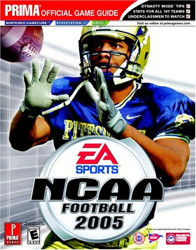 NCAA  Football 2005: Prima Official Game Guide
