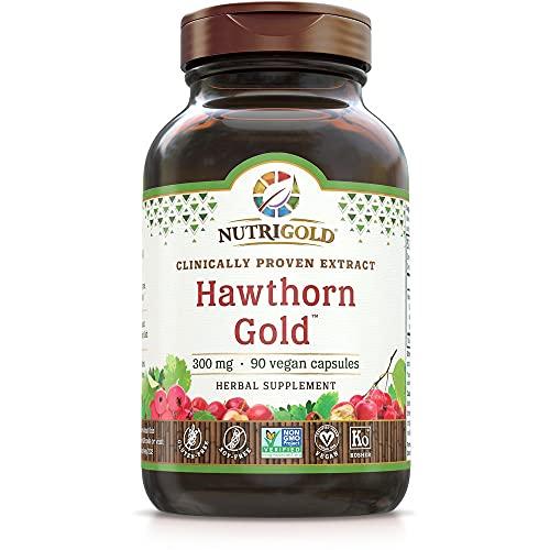 Nutrigold Hawthorn Gold (Clinically…