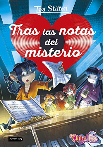 Tras las notas del misterio