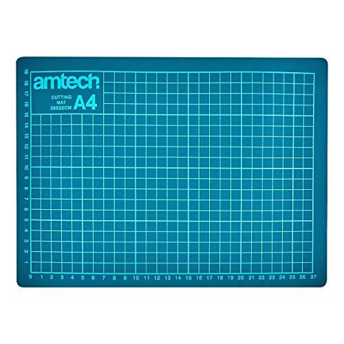 Amtech S0540 Am-Tech Tapis de découpe A4, Claire