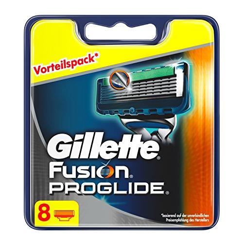 Gillette Fusion ProGlide Rasierklingen, 8Stück