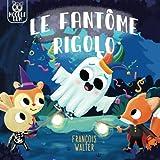 Le fantôme rigolo: une histoire d'Halloween pour enfants