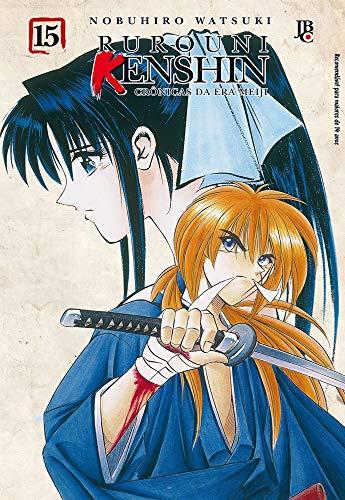 Rurouni Kenshin - Crônicas da Era Meiji - Volume 15