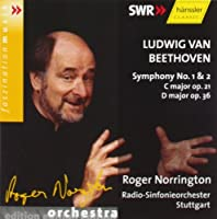 Beethoven: Symphonies Nos. 1 & 2 (2003-08-26)