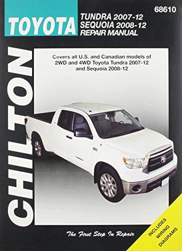 Chilton Total Car Care Toyota Tundra